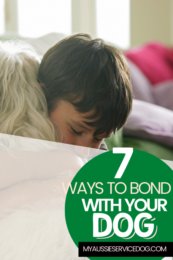 how to bond with your pet