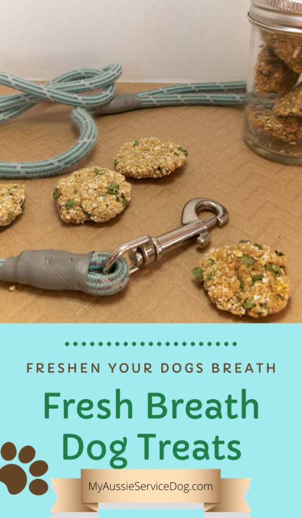 dog breath biscuits