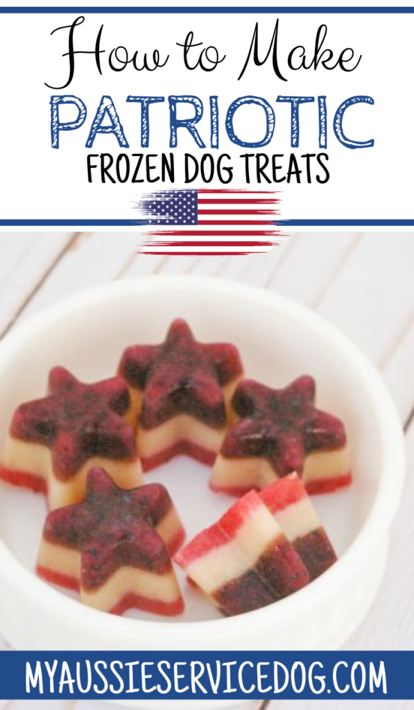 The Best Patriotic Frozen Dog Treats for Summer article cover image