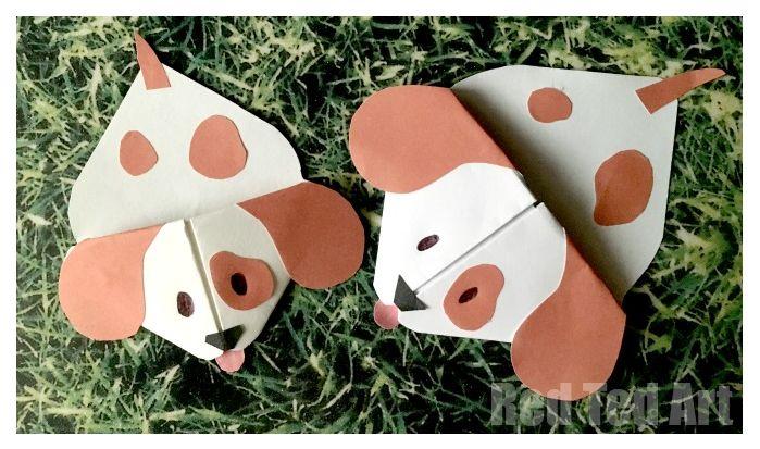 17 Fun Dog Crafts Families Can Make