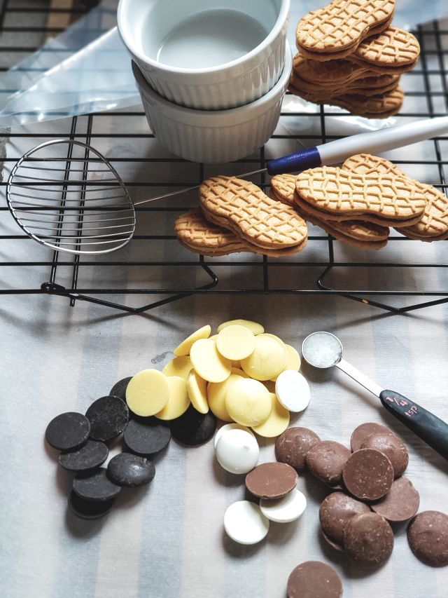 Dog Face Cookies Ingredients List: