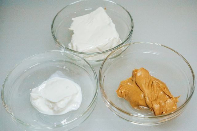 Pupcakes Frosting Ingredients