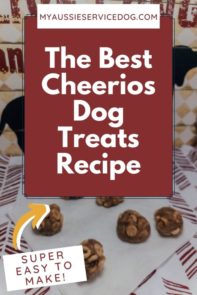 The Best Cheerios Dog Treats Recipe article cover image