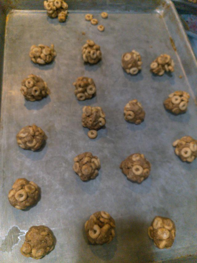 baked dog treat recipe