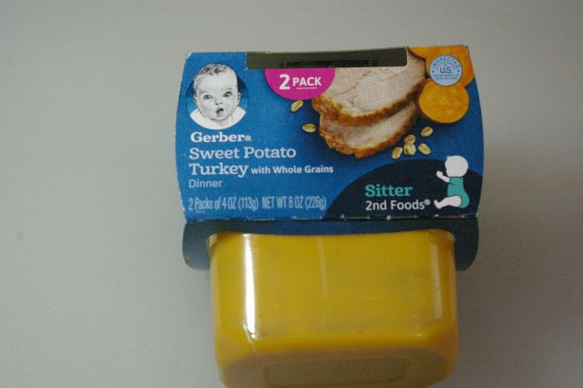 Is baby food OK for dogs?