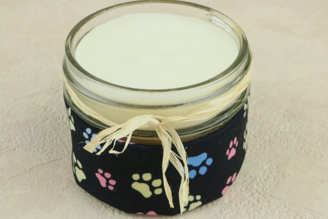 Dog Paw balm for winter