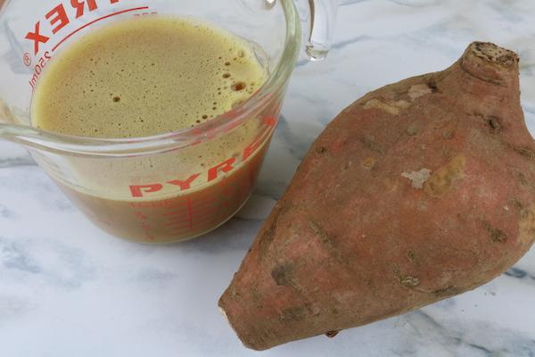 Sweet Potato Chicken Dog Chew Ingredients: