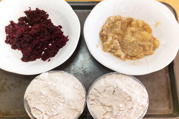 Beet treat ingredients