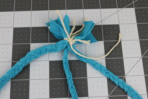 No-Sew Dog Tug Toy