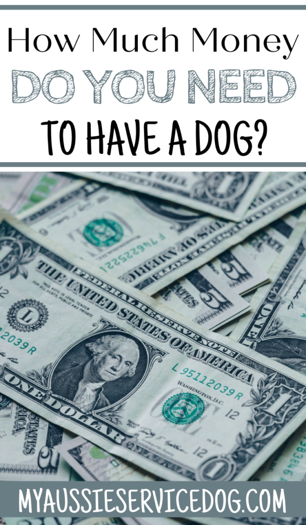 what do dogs cost?