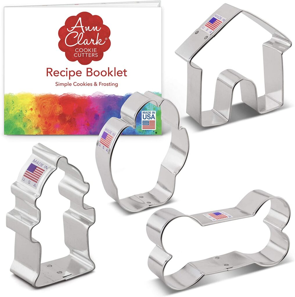 dog cookie cutters for treats