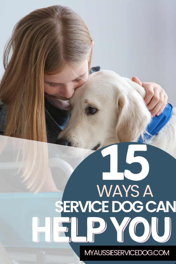 15 Great Ways a Service Dog Can Help You